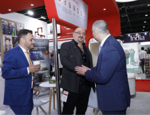 Vision Safety has participated at INTERSEC Middle East:2016